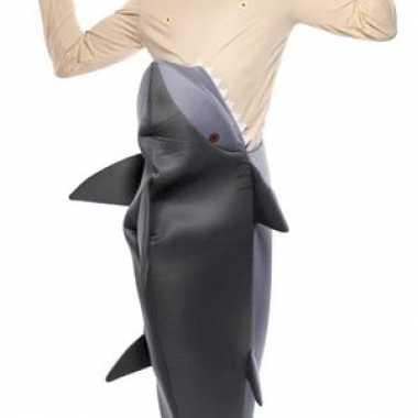 Carnaval  Jaws verkleedkostuum haaienbek