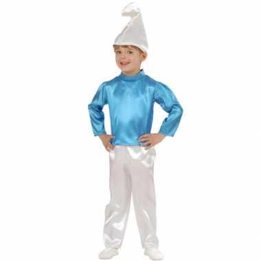 Carnaval  Kabouter verkleed kleding kinderen kostuum