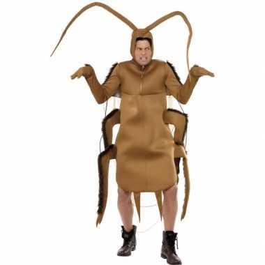 Carnaval kakkerlak verkleedkostuum