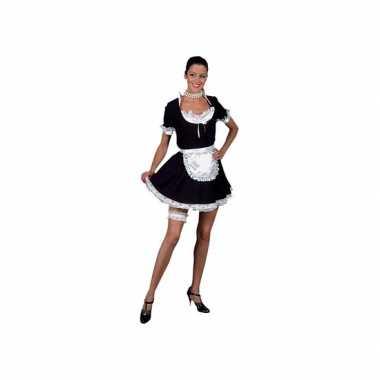 Carnaval  Kamermeisje kostuum volwassenen