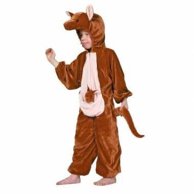 Carnaval  Kangoeroe buidel verkleedkostuum kinderen