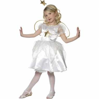 Carnaval  Kerststal kostuum engel kostuum jurkje