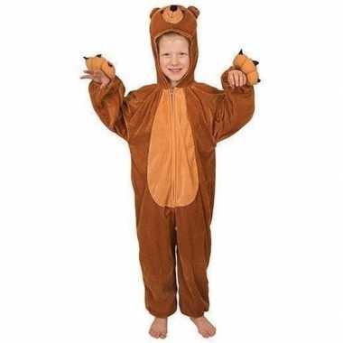 Carnaval  Kinder beren kostuum