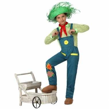 Carnaval  Kinder kostuum boeren jongen