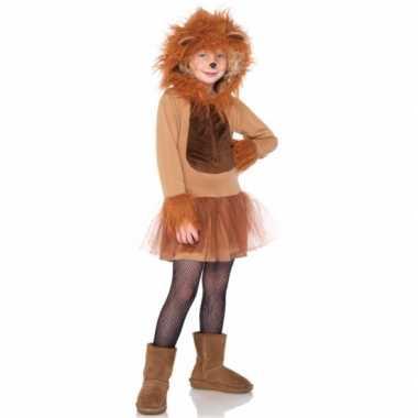 Carnaval  Kinder kostuum leeuw