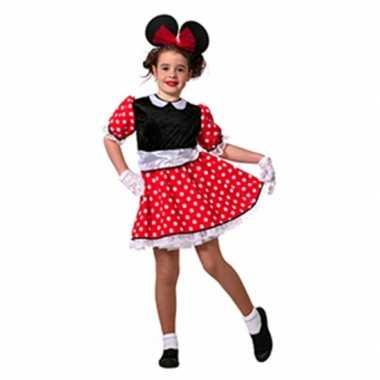 Carnaval kinder kostuum minnie mouse