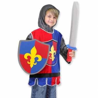 Carnaval  Kinder kostuum ridder