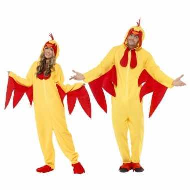 Carnaval  Kip kostuum volwassenen