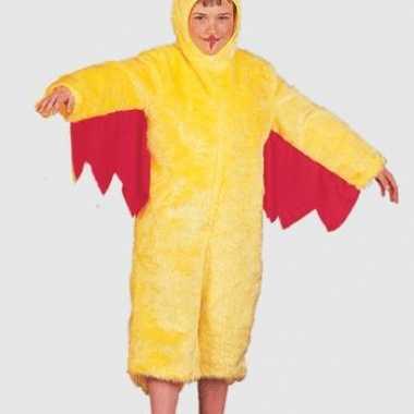 Carnaval kippen kostuum kinderen