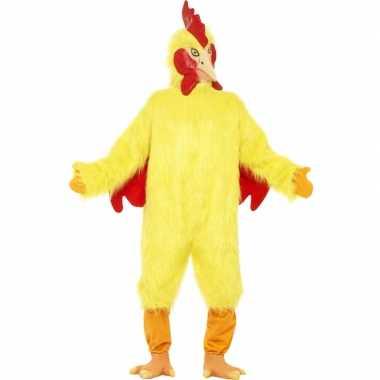 Carnaval  Kippen kostuum volwassenen
