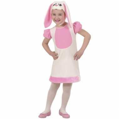 Carnaval  Kleuter kostuum konijntje