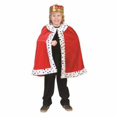 Carnaval  Koningskostuum kinderen
