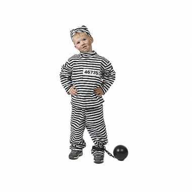 Carnaval  Kostuum boef kinderen