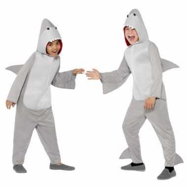 Carnaval  Kostuum haai all-one kinderen