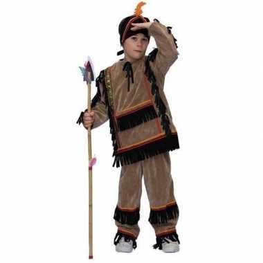 Carnaval  Kostuum indiaan kinderen