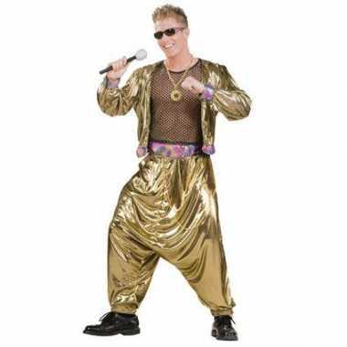 Carnaval  Kostuum MC Hammer heren