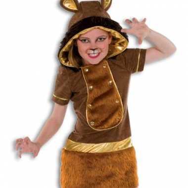 Carnaval  Kostuum meisjes leeuw
