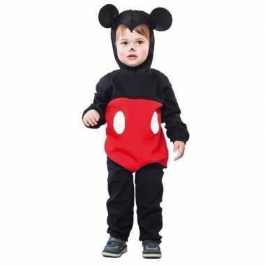 Carnaval  Kostuum Mouse kind