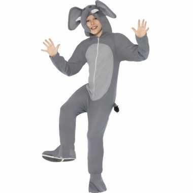 Carnaval kostuum olifant all one kinderen