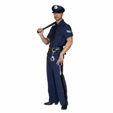 Carnaval  Kostuum politie heren