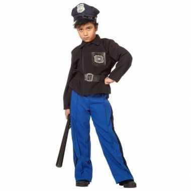 Carnaval  Kostuum politie kind