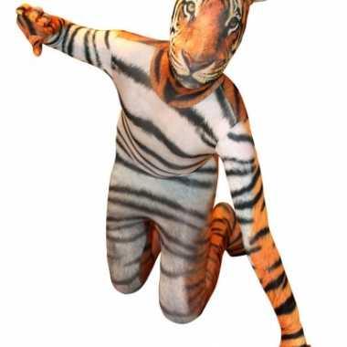 Carnaval  Kostuum tijger print