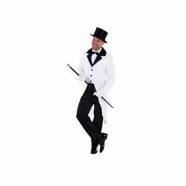 Carnaval  Kostuum witte slipjas