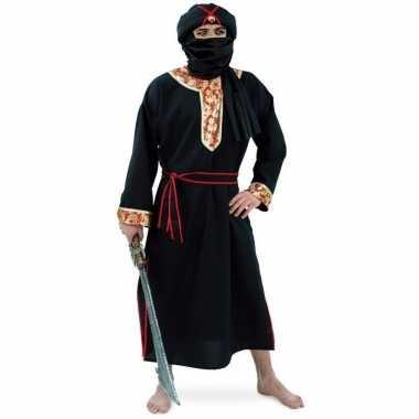 Carnaval  Kostuum woestijn strijders