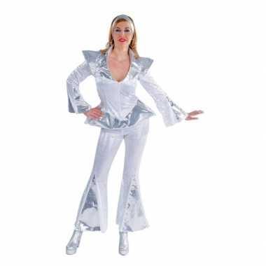 Carnaval  Leuk Abba kostuum dames