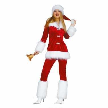 Carnaval  Leuk dames kostuum kerst