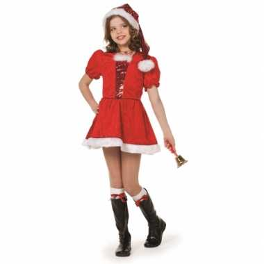 Carnaval  Leuk kerst kostuum jurk meisjes