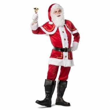 Carnaval  Leuk kerstman kostuum heren
