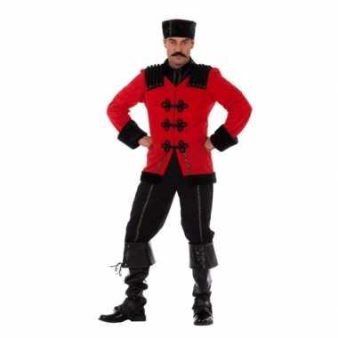 Carnaval leuk russisch kostuum heren