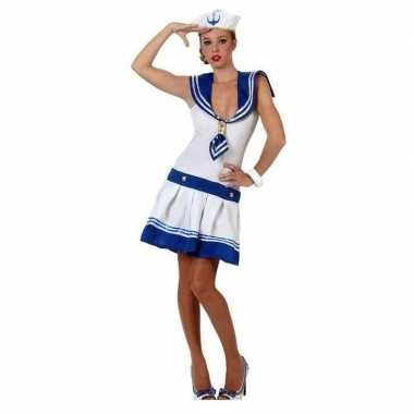 Carnaval matroos kostuum dames