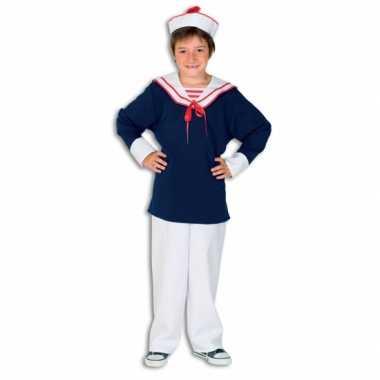 Carnaval  Matrozen kinder kleding kostuum