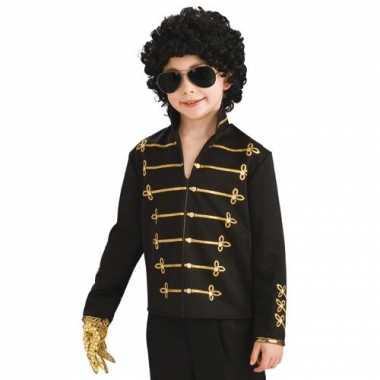 Carnaval  Michael Jackson kostuum kinderen