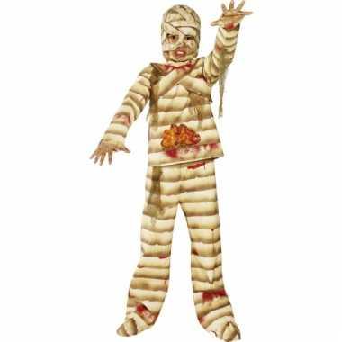 Carnaval Kostuum Kind.Carnaval Mummie Kostuum Kinderen