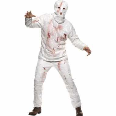 Carnaval  Mummiekostuum -delig volwassenen