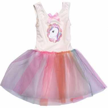 Carnaval my little pony kostuum jurkje meisjes