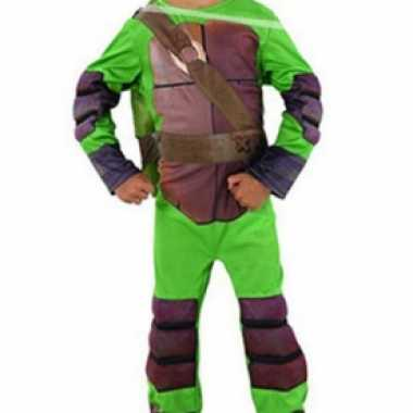 Carnaval  Ninja Turtle kostuum jongens