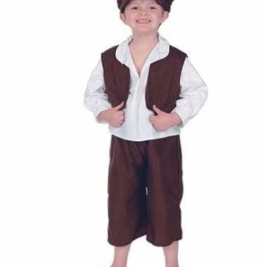 Carnaval  Oliver Twist kostuumje jongens