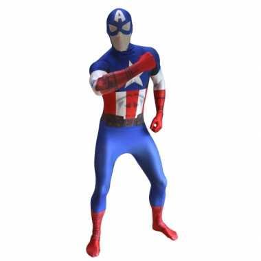 Carnaval  Originele kostuum Captain America