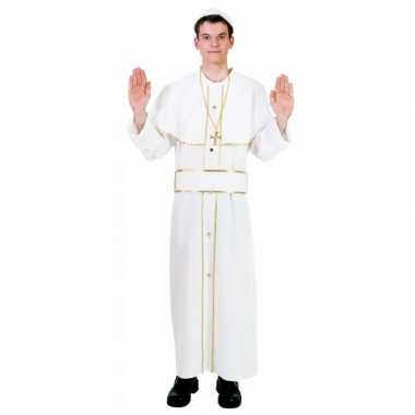 Carnaval  Paus kostuum volwassenen