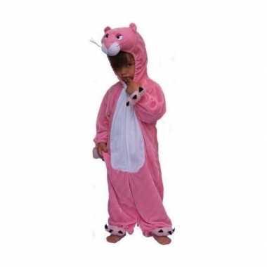 Carnaval pink panter kostuum kinderen