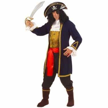 Carnaval  Piraat kostuum volwassenen