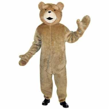 Carnaval  Pluche beren kostuum Ted