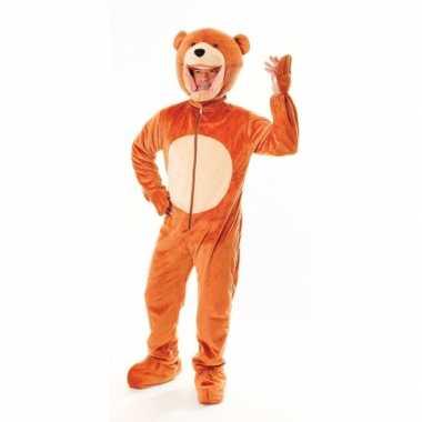 Carnaval  Pluche beren kostuum