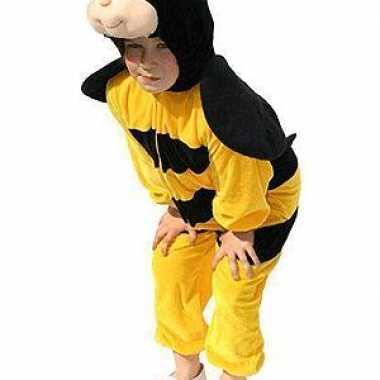 Carnaval  Pluche bijen kostuum kinderen