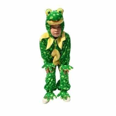 Carnaval  Pluche kikker kostuum kids