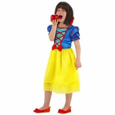 Carnaval prinsessenkostuum jurk meisjes
